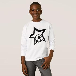 Camiseta Estrella de fútbol