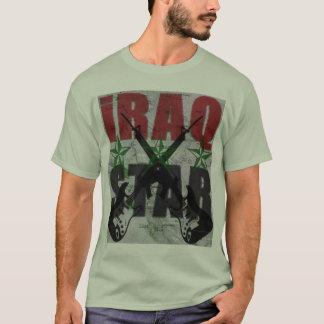 CAMISETA ESTRELLA DE IRAQ