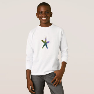 Camiseta Estrella de mar de las estrellas de mar