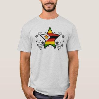 Camiseta Estrella de Zimbabwe