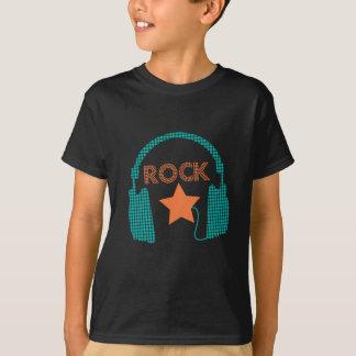 Camiseta Estrella del rock