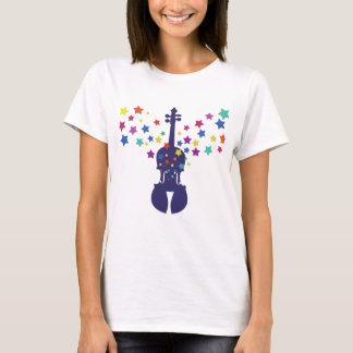 Camiseta Estrella del violín