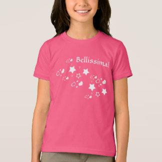 Camiseta Estrellas hermosas de Bellissima