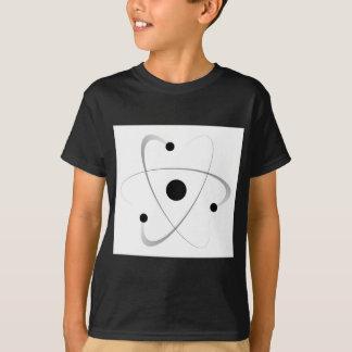 Camiseta Estructura de la masa atómica