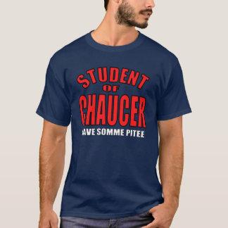 Camiseta Estudiante de Chaucer