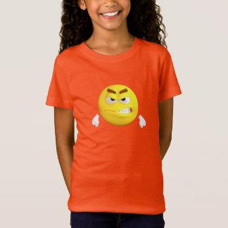 Camiseta estupenda de Emoji
