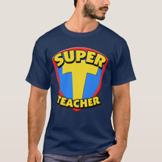 Camiseta estupenda del profesor