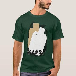 Camiseta Estúpido ningunos lanzamientos (frente)