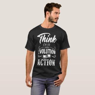 Camiseta ¿Estúpido o temerario? ¿O apenas naturaleza?