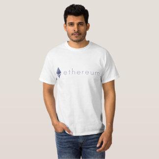 Camiseta Ethereum