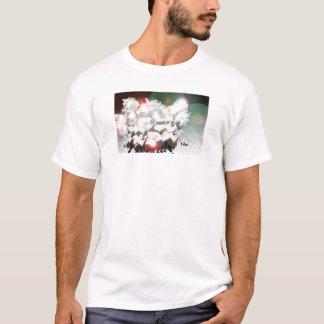 Camiseta etiqueta bling de Francisco