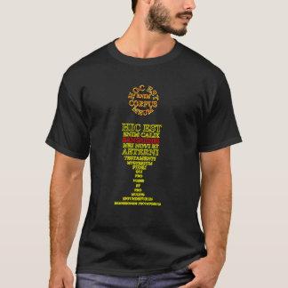 Camiseta Eucaristía latina