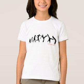 Camiseta Evolución de Capoeira