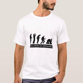 Camiseta Evolución de la consumición
