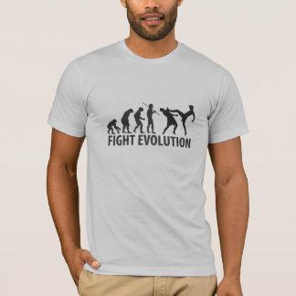 Camiseta Evolución de la lucha