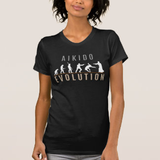 Camiseta Evolución del Aikido