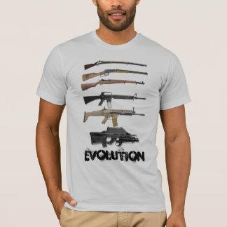 Camiseta Evolución del arma