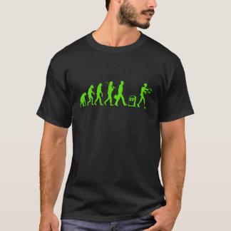 Camiseta Evolución del zombi