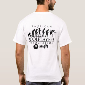 Camiseta Evolución Poolplayer