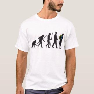 Camiseta Evolución scout