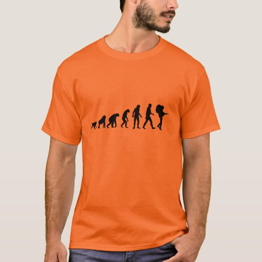 Camiseta Evolution Soldier