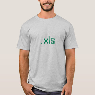 Camiseta Excel Spreadshirt