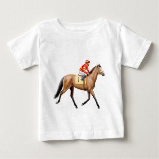 Camiseta excelente del niño del caballo de