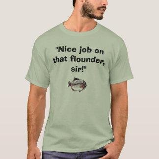 Camiseta Éxito de la platija