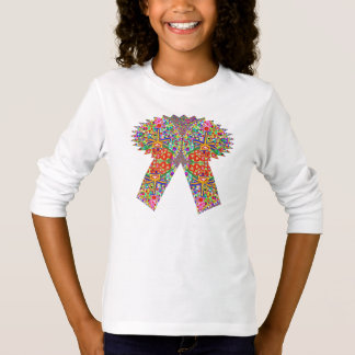Camiseta Éxito de la recompensa del premio de la cinta del