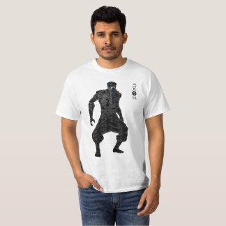 Camiseta Exón de NuBlvck