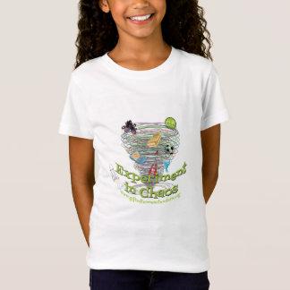 Camiseta Experimento en el caos - niños