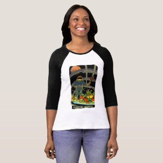 Camiseta Exploradores de Marte - los granjeros quisieron la