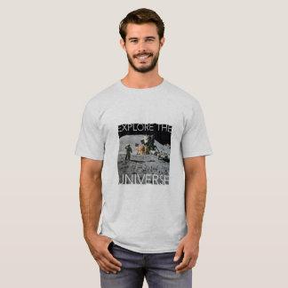 Camiseta Explore versos the de uni