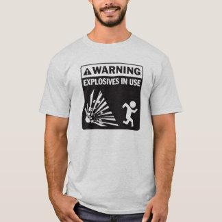 Camiseta explosives4