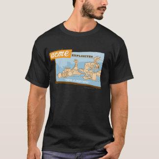 Camiseta Explosivos 2 de la cumbre del coyote del Wile E