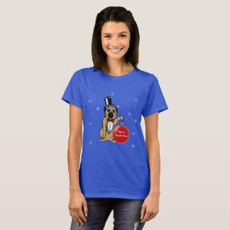 Camiseta ¡Exposiciones caninas de sir Pug sus deseos del