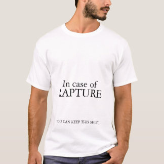 Camiseta éxtasis