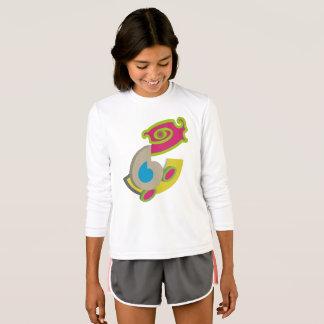 Camiseta Extracto - belleza de colores y de formas