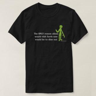 Camiseta extranjera divertida de Lifeform