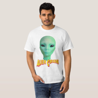Camiseta Extranjero