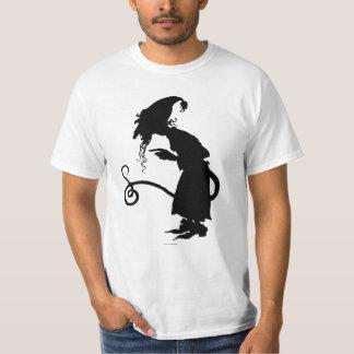 Camiseta Extranjero con una cola