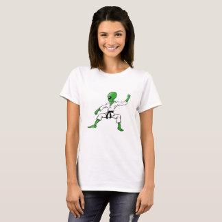 Camiseta Extranjero del karate de Shotokan