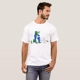 Camiseta Extranjeros de BJJ