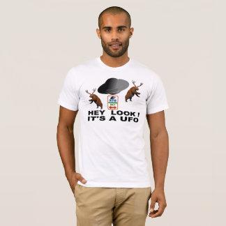 Camiseta ¡Ey mirada!  Es un UFO