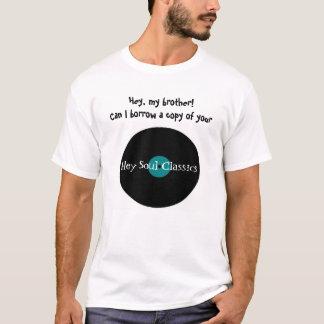 Camiseta Ey obras clásicas del alma