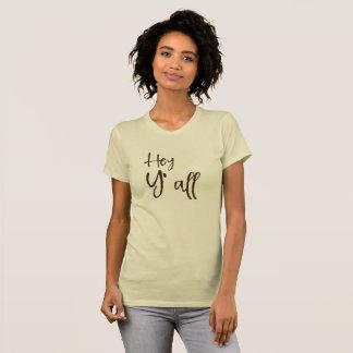 Camiseta Ey usted