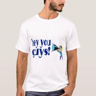 Camiseta Ey usted individuos