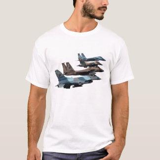 Camiseta F-15 y F-16