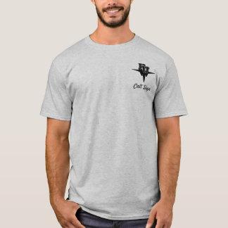 Camiseta F-15W w/FU Eagle de alta tecnología - de color