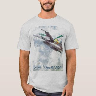 "Camiseta F/A-18 HORNET, F/A-18C "" Chippy Ho! 2004"""